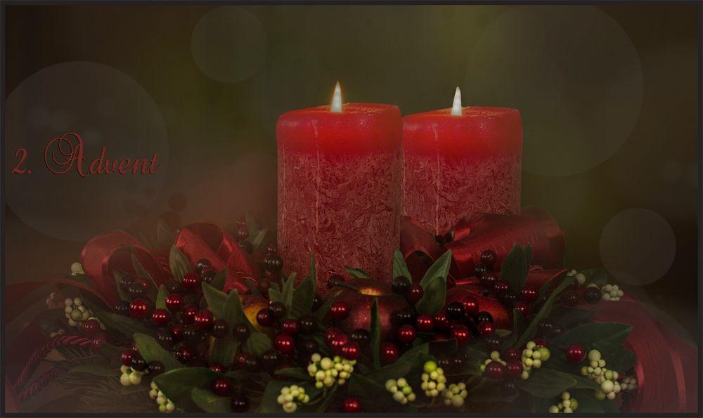 2 advent foto bild spezial composing 2 advent. Black Bedroom Furniture Sets. Home Design Ideas