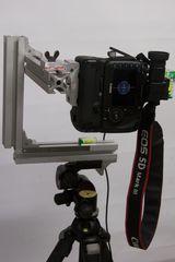 2 ~ Ausrichtung der Y Achse über die Elektronische Wasserwaage