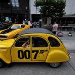 2 CV Sondermodell James Bond 007