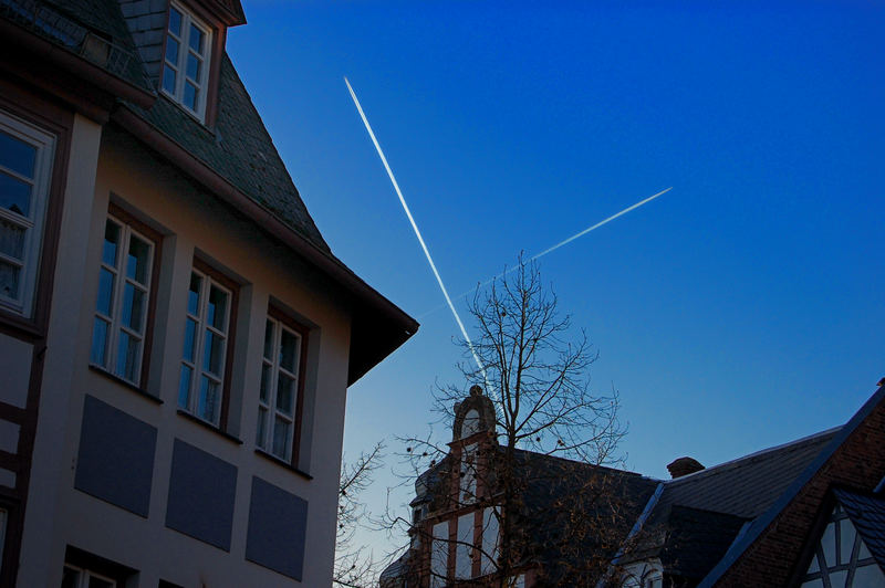 2 Flugzeuge