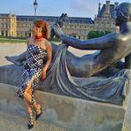2 Ladies in Paris
