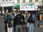 """2. Montagsaktion gegen Bush's """"New War"""" in Herford"""