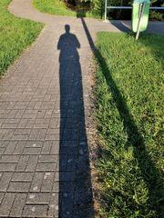 2 Schatten treffen sich