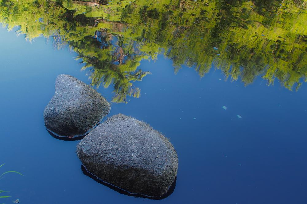 2 Steine