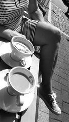 2 Tassen café