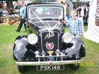 2. Welt Krieg Escort Fahrzeug: 1936 Austin Ten