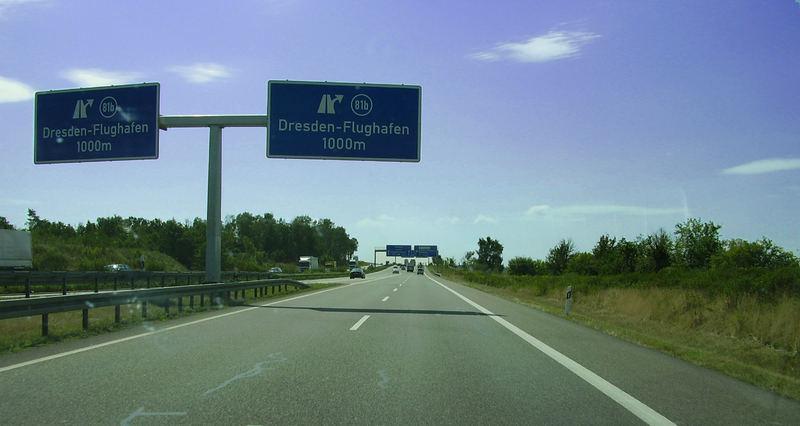 2 x Dresden Flughafen