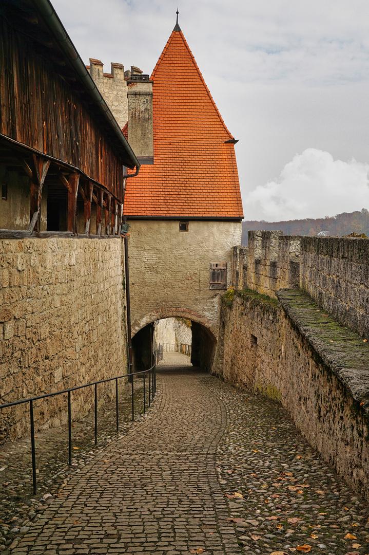 20. Der Burgsteig