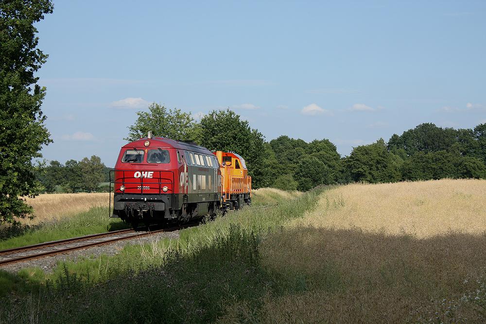 200086 und Northrail Gravita