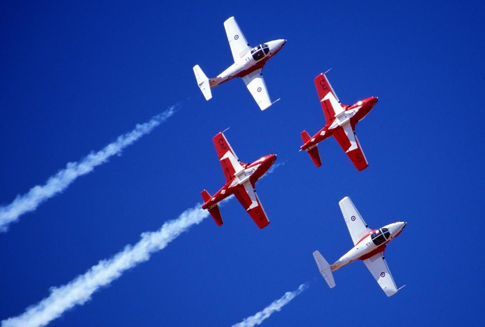 2003 CAF Airshow / Snowbirds