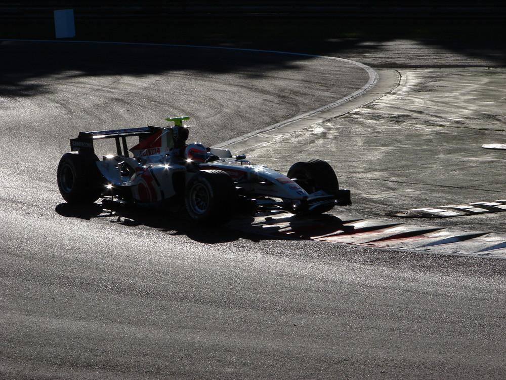 2006 Barrichello im Honda