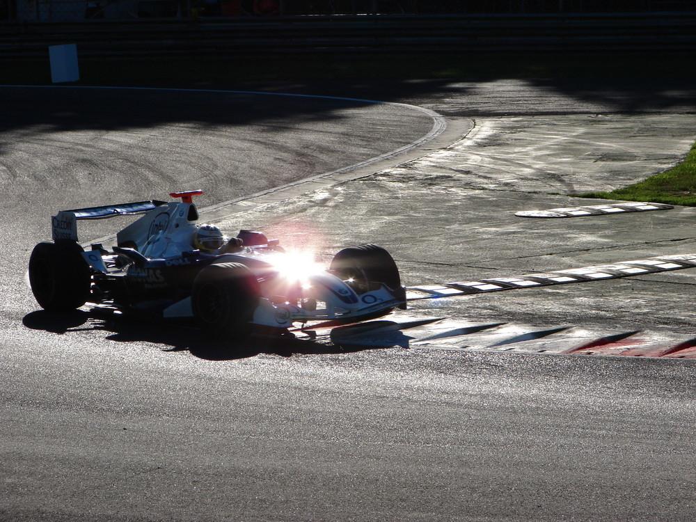 2006 Heidfeld Monza