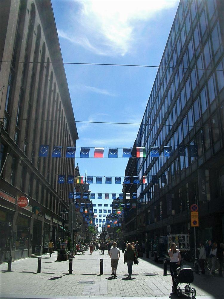 Helsinki Abgeriegelt