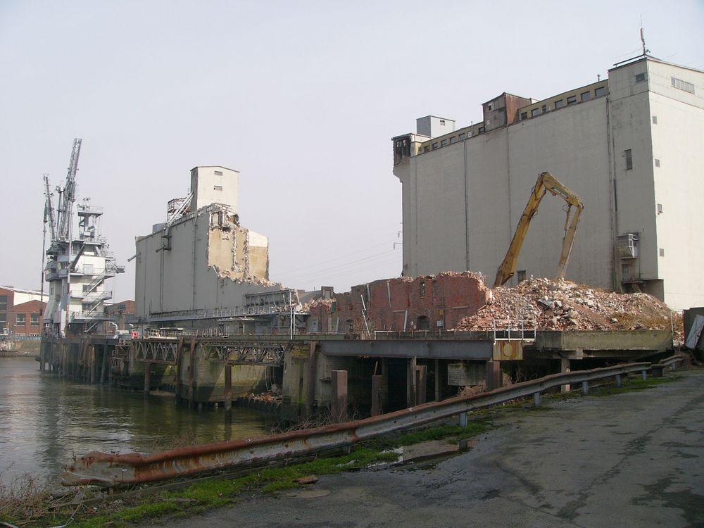 2007 Bei Märka, Kuhwerder Hafen