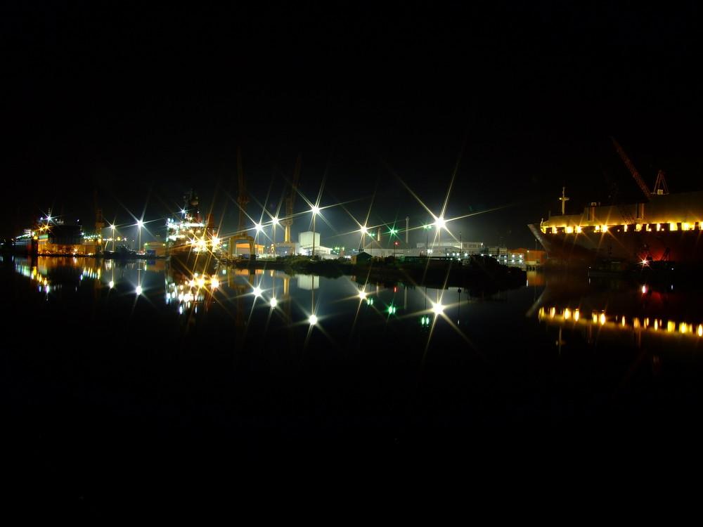20090927 0:37 Bremerhaven Lloyd Werft