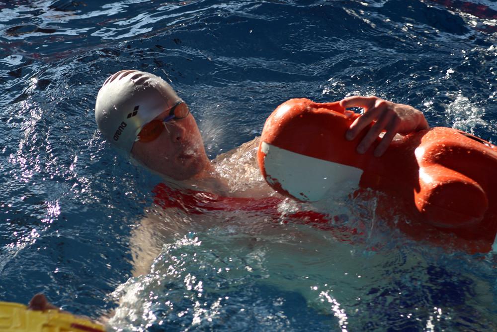 200m Super Lifesaver zum zweiten