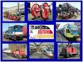 2010 - das Jubiläumsjahr der deutschen Eisenbahnen - 175 years railways in Germany von Günter Walther