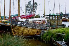 2012 Hafenydille am Saaler Bodden