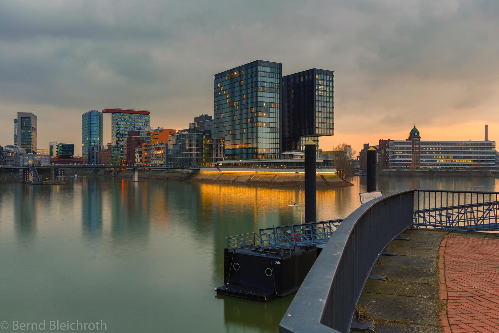 2013-02-17-Medienhafen Düsseldorf