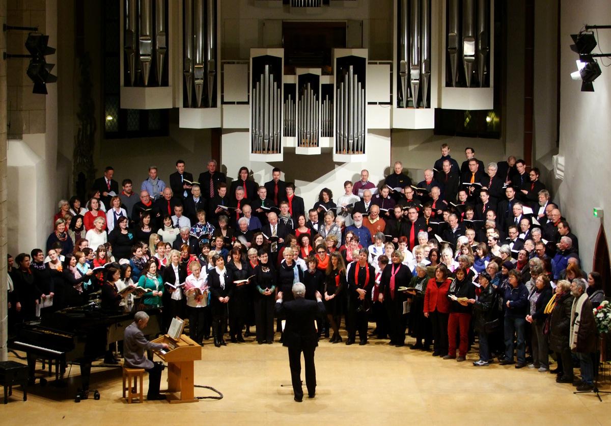 2013 Happy Birthday Händel - Konzerthalle - Chorklänge aus Nah und Fern