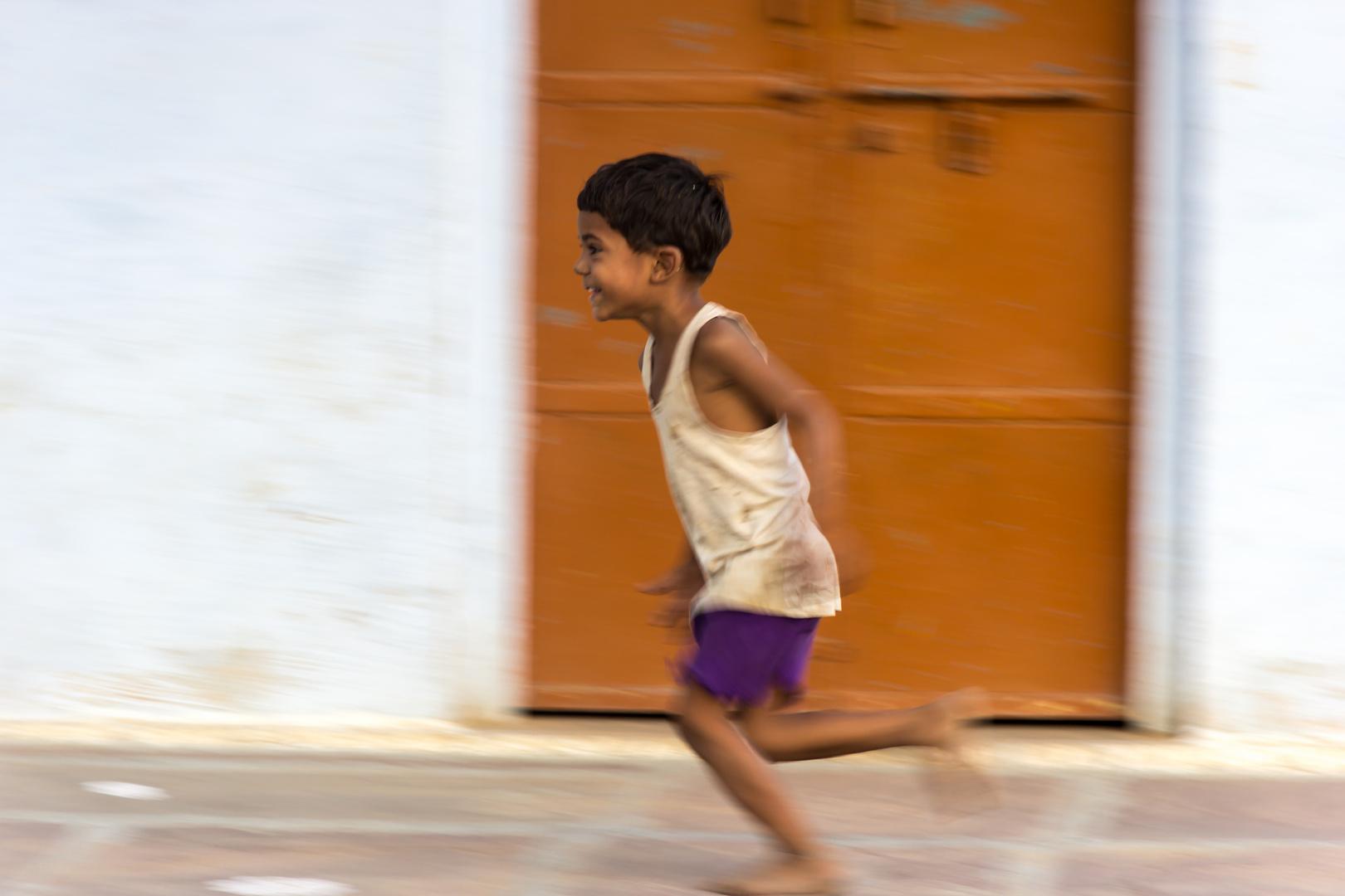 2015 09 Indien Dorfbesuch