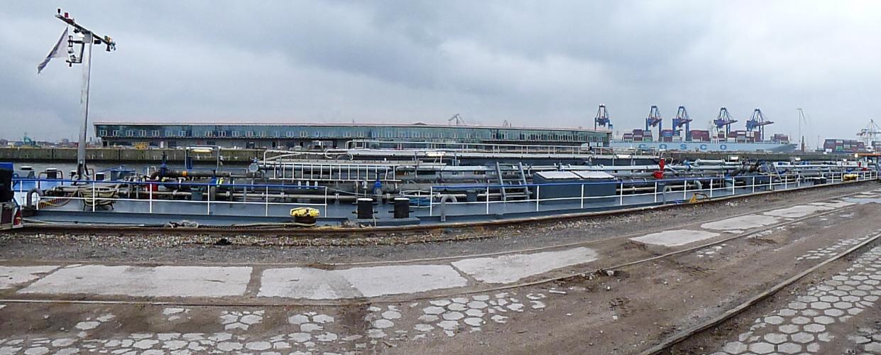 2015  Neues Kreuzfahrt-Terminal