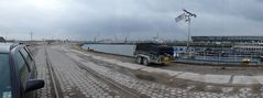 2015  Neues Kreuzfahrt-Terminal entsteht