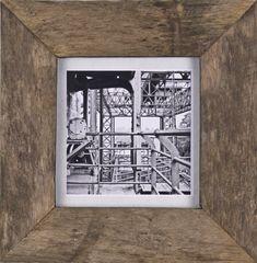 2015 - Schleusentrog Henrichenburg- 16x17 cm