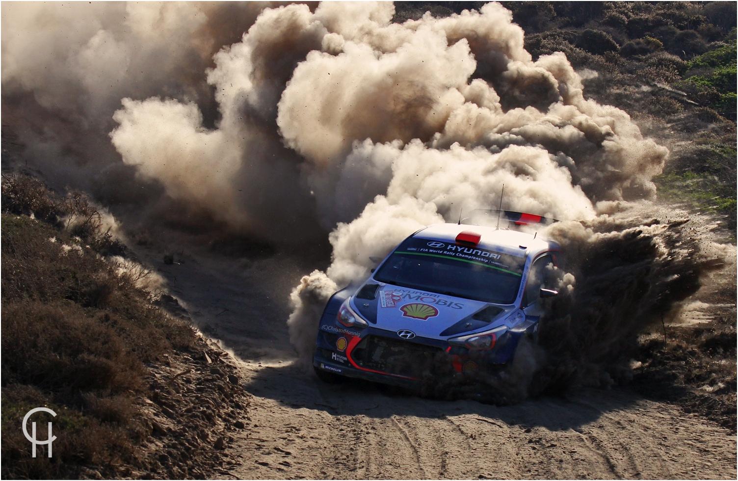 2018 WRC Rally Italia Sardegna