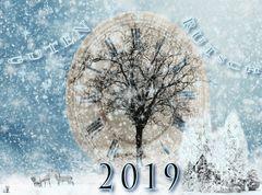2019_Silvestergruß