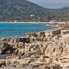 2020-02-08 Ibiza / Fischerhütten in Ses Salines