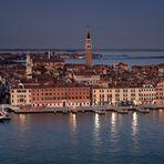 2020 Nov. es wird Nacht in Venedig