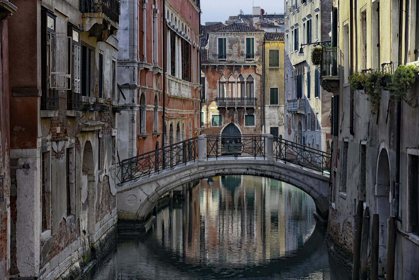 2020 .Nov . Stilles Venedig
