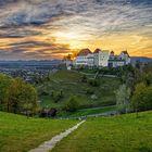 20210425_Schloss_Lenzburg_Sonnenuntergang
