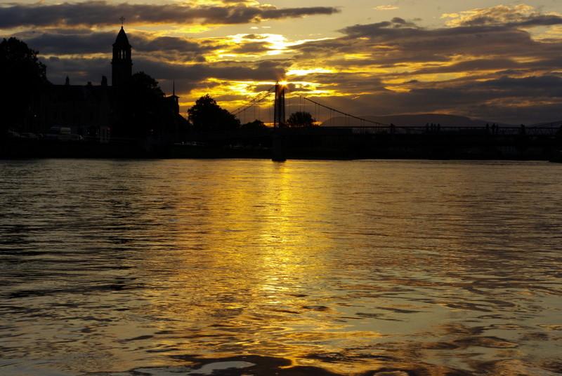 21.33 sunset Inverness ( Scotland )