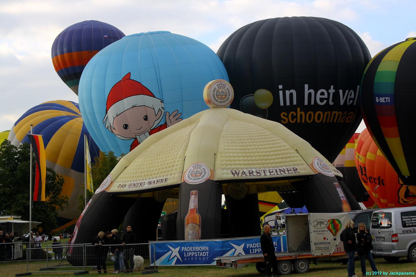 22. Warsteiner Internationale Montgolfiade 2012 (8)