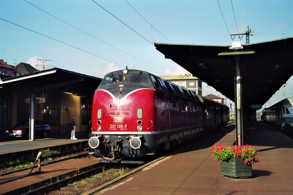 221 135 in Aschaffenburg 1998