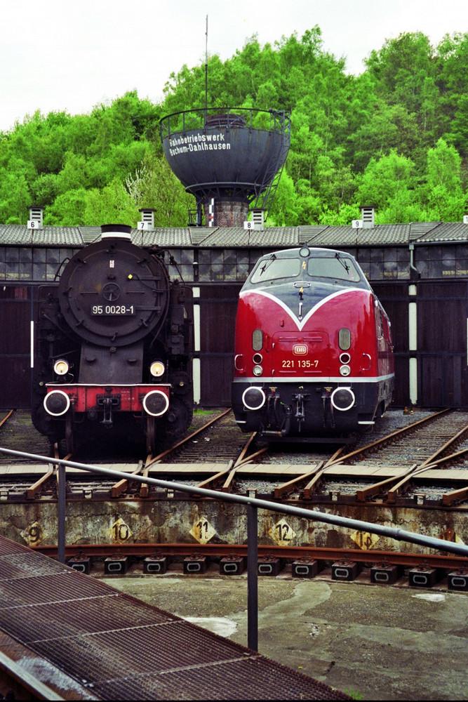 221 135 in Bochum Dahlhausen (2000)
