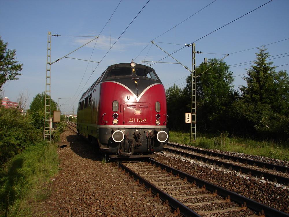 221 135 in München Laim