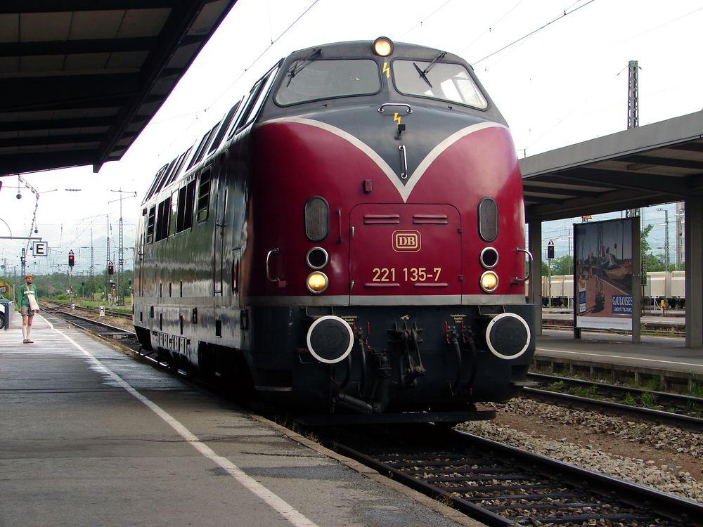 221 135 in Rosenheim 2007