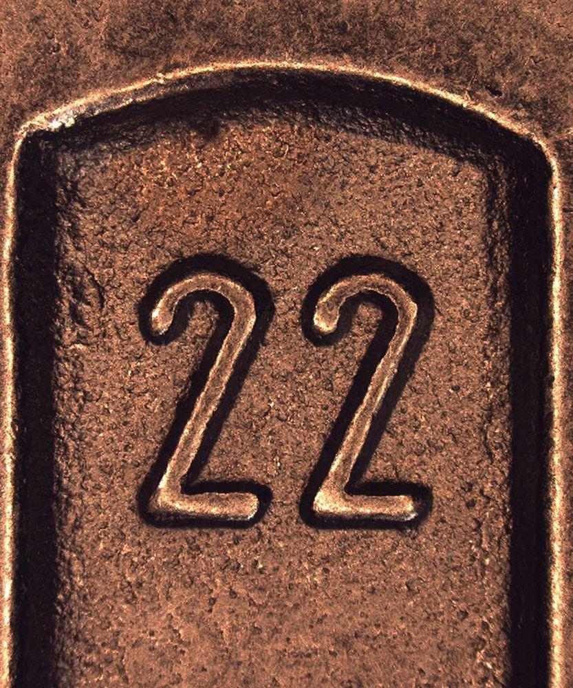 22ér Schlüssel
