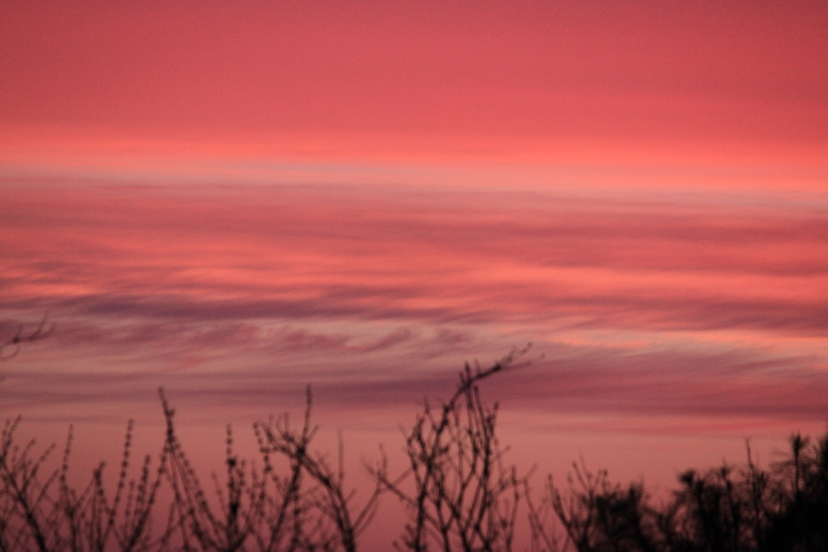 23.2.11 Morgensonne über Niederkrüchten