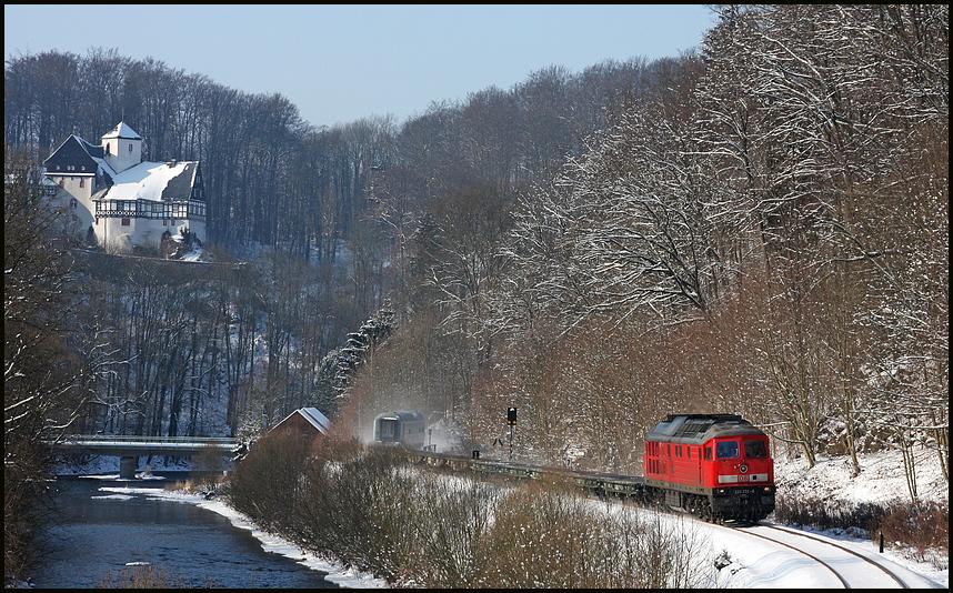 233 im Erzgebirge
