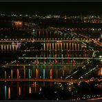 23,45km Wien bei Nacht