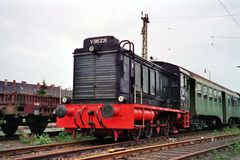 236 231 im Bw Krefeld