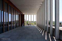 24-Eingangsbereich Literaturarchiv der Moderne (LiMo)