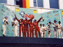 24 Stunden-Rennen Nürburgring 2007: Siegerehrung