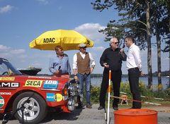 24 Tours du Pont in Potsdam - Jochen Mass und Karl Wendlinger
