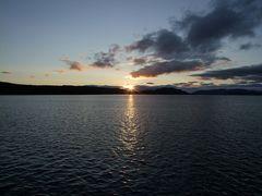 24:00h Mitternachtsonne, Norwegen.....