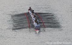 24er Renn-Ruderboot I